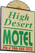 High Desert Motel logo